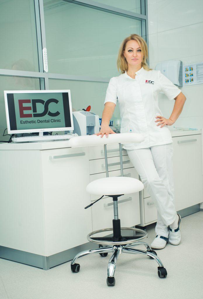 О клинике Esthetic Dental - фото
