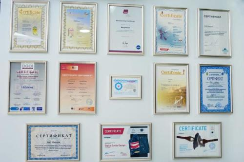 Marina-Lib-sertificates