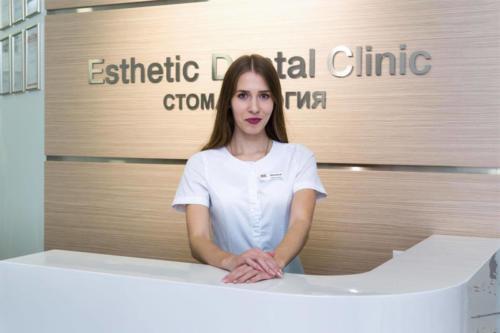 administrator-natalya-v-stomatologii-esthetic-dental-clinic